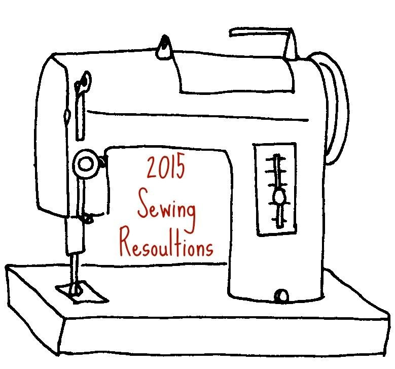 2015 Sewing Resolutions   The Fabric Market