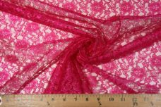 Poly Lace - Fuchsia