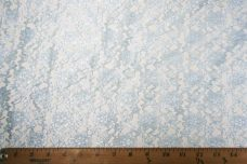 Poly Lace - Light Blue