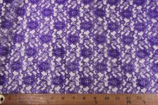 Poly Lace - Purple