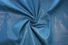 Rayon/Silk Sparkle Canvas - Oasis