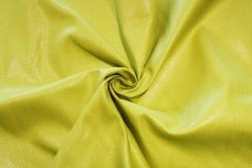 Rayon/Silk Sparkle Canvas - Wasabi
