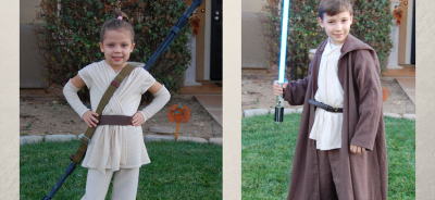 DIY Star Wars Costumes | Made By Jaime | TheFabricMarket.com