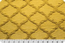 Embossed Lattice - Antique