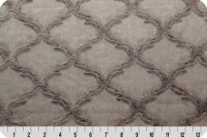 Embossed Lattice - Oyster