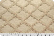 Embossed Lattice - Sand