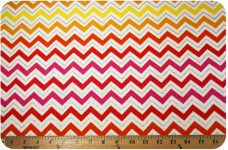 Sparkle Chevron Flannel