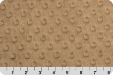 Dimple Dot - Taupe
