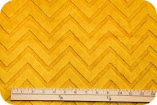 Embossed Chevron - Gold