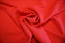 Solid Gabardine - Red