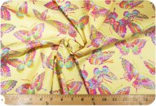 Sparkle Butterfly Flannel