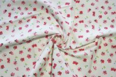Butterfly Flannel - Pink