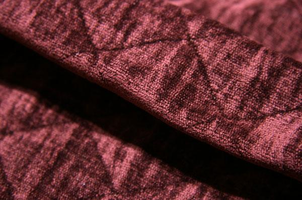 Quilted Chenille - Cinnamon
