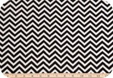 Mini Chevron - Black