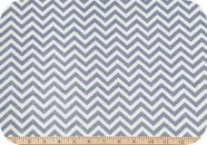 Mini Chevron - Denim