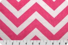 Large Chevron - Fuchsia