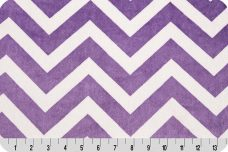 Large Chevron - Violet