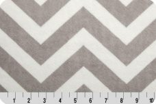 Large Chevron - Silver