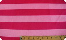 Jumbo Stripe - Hot Pink
