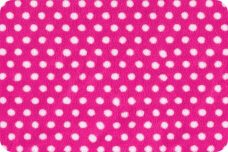Mini Dots - Fuchsia