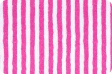 Small Stripe - Hot Pink