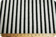 Various Stripe - Black & Grey