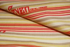 """Seven For All Mankind"" Stripe Cotton Twill"