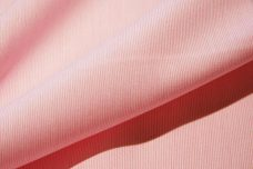 Light Pink Micro Stripe Oxford Poly/Cotton