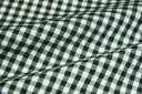 """1/8"""" Gingham Poly/Cotton - Forest"""