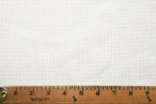 Heavy Eggshell Cotton Tweed