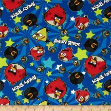 Angry Birds Cotton - Royal