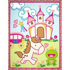 Unicorn Fantasy Panel Cotton