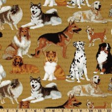 Dog Breeds Cotton