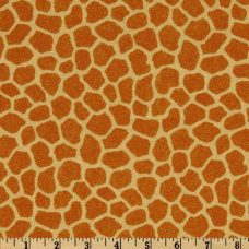 Giraffe Print Cotton