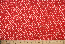Red Stars Cotton