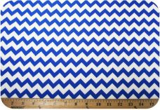 Electric Chevron Cotton