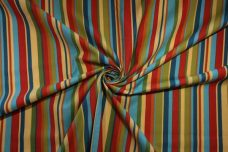 Multi Various Stripe Cotton