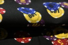 Poker Chips Cotton
