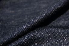 Lightweight Rayon/Poly French Terry - Navy