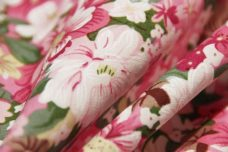 Vintage Floral Cotton - Country Rose