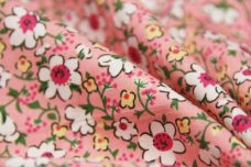 30's Floral Cotton - Bellini
