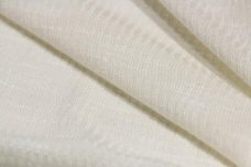 Ribbed Tissue Jersey - Ivory