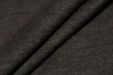 Rayon/Spandex Jersey - Heathered Charcoal