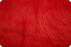 Shag Fur - Red