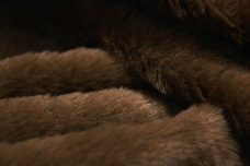 Teddy Bear Fur - Brown