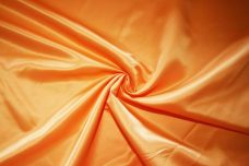 Bridal Satin - Creamsicle