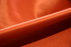 Bridal Satin - Tangerine