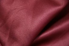 Bridal Satin - Burgundy